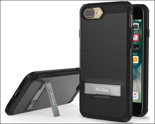 ProCase iPhone 8 Plus Kickstand Case