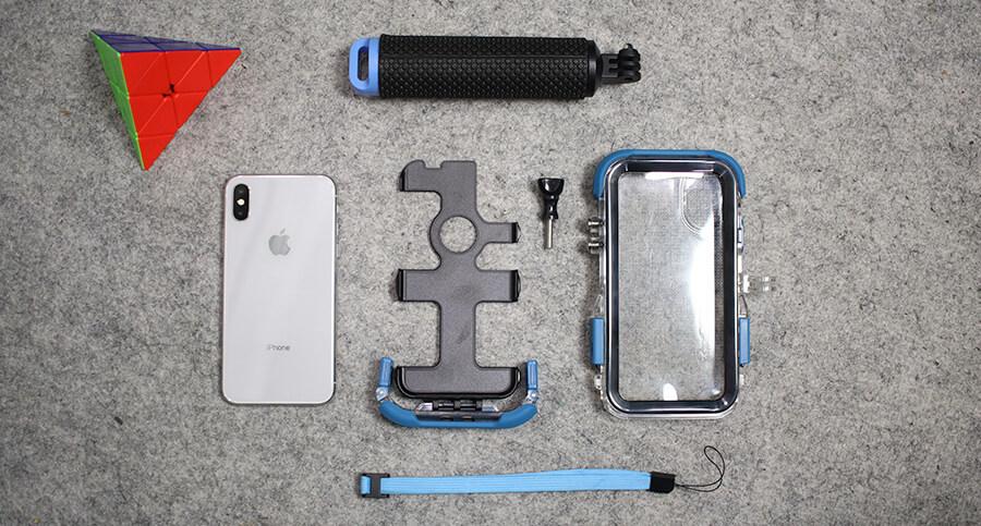 ProShotCase Waterproof and Shockproof iPhone Case