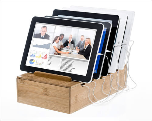 Prosumer iPhone 11, 11 Pro and 11 Pro Max Wooden Docking Station