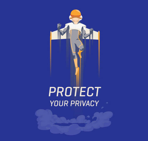 Protect your Privacy with Rocket VPN iPhone App