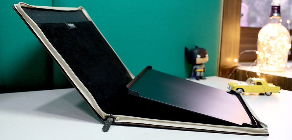 Protection by BookBook Case for iPad Pro