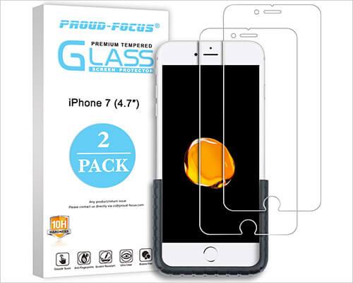 Proud Focus iPhone 7 Glass Screen Protector