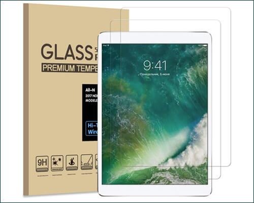 Pulen iPad Mini 5 Tempered Glass Screen Protector