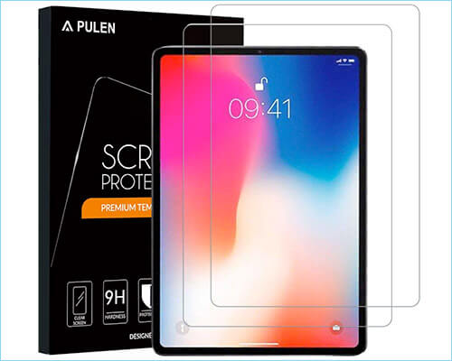 Pulen iPad Pro 12.9-inch Tempered Glass Screen Protector