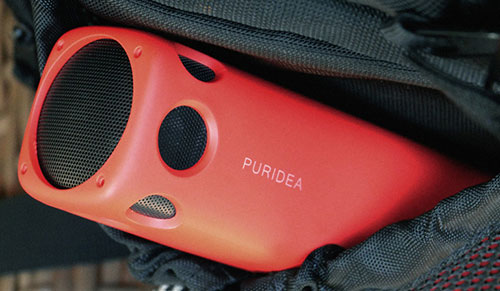 Puridea iPhone Bluetooth Speaker