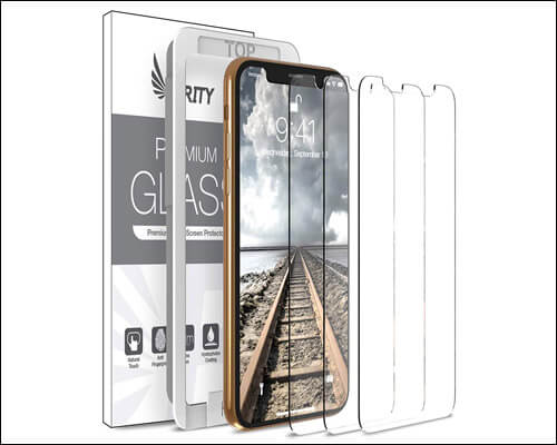 Purity Tempered Glass Screen Protector for iPhone 11 Pro