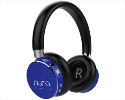 Puro Sound Labs Bluetooth Headphones for Kids