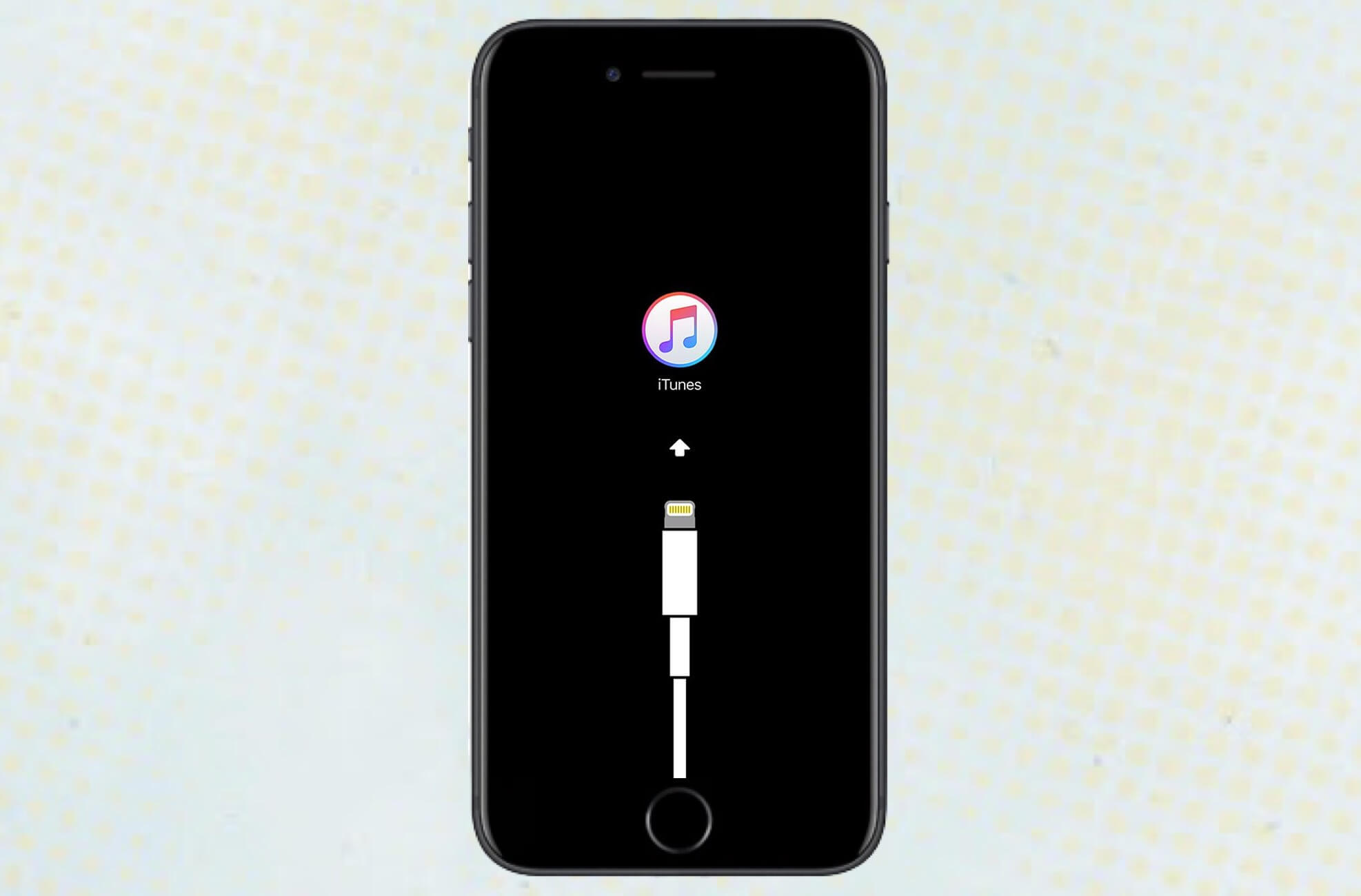 Put iPhone 7 into Recovery Mode