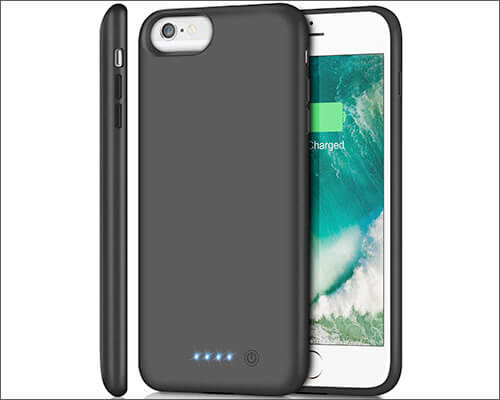 Pxwaxpy iPhone 6 Plus Battery Case