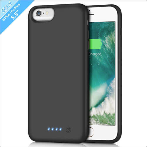 Pxwaxpy iPhone 6s Plus Battery Case