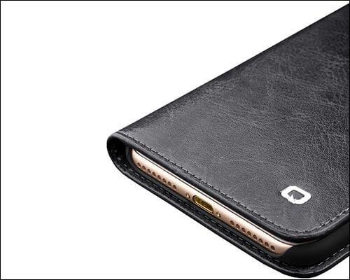 QIALINO iPhone 8 Folio Case