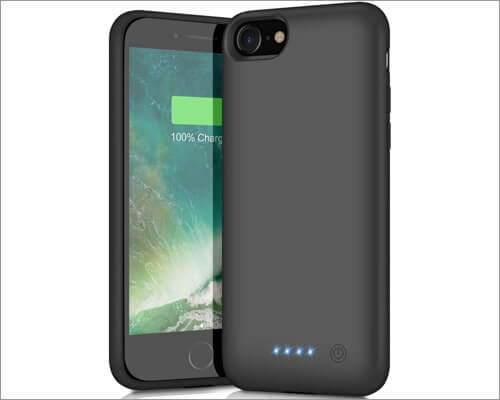 QTshine Battery Case for iPhone 7