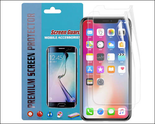 Qoosea iPhone 11 Pro Tempered Glass Screen Protector