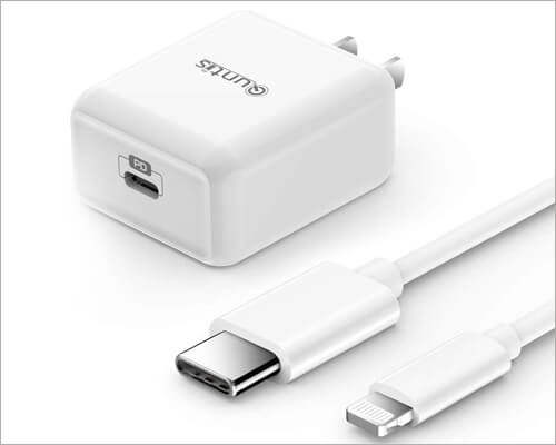 Quntis iPhone 11 Fast USB C Charger