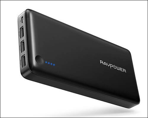 RAVPower 12.9 and 11 inch iPad Pro Power Bank