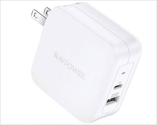 RAVPower USB-C Wall Charger for iPhone 11