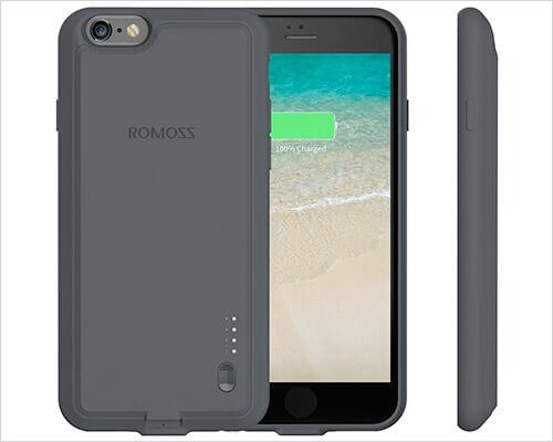 ROMOSS iPhone 6-6s Plus Battery Case