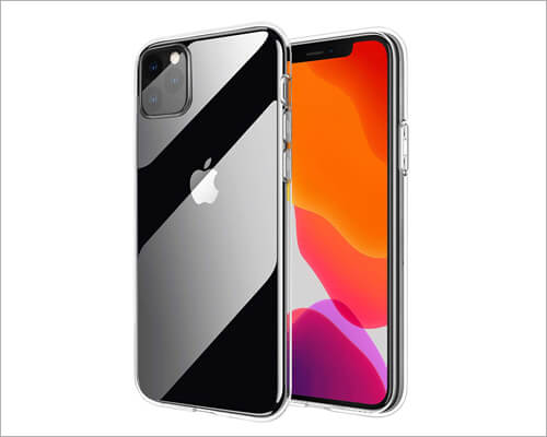 Ranvoo iPhone 11 Pro Max Clear Case