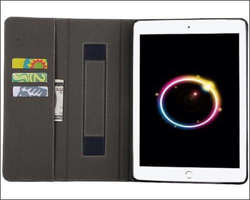 Ratesell iPad Pro 10.5-inch Wallet Case