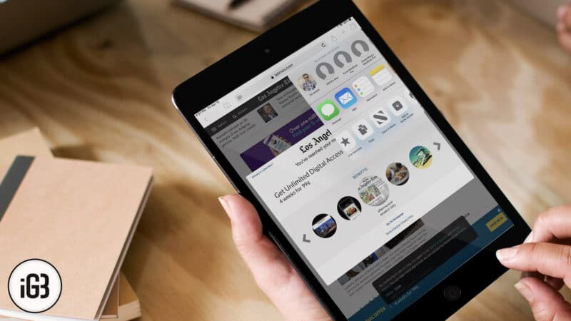 Read Any Paywalled Article From WSJ or LA Times Using Apple News Plus