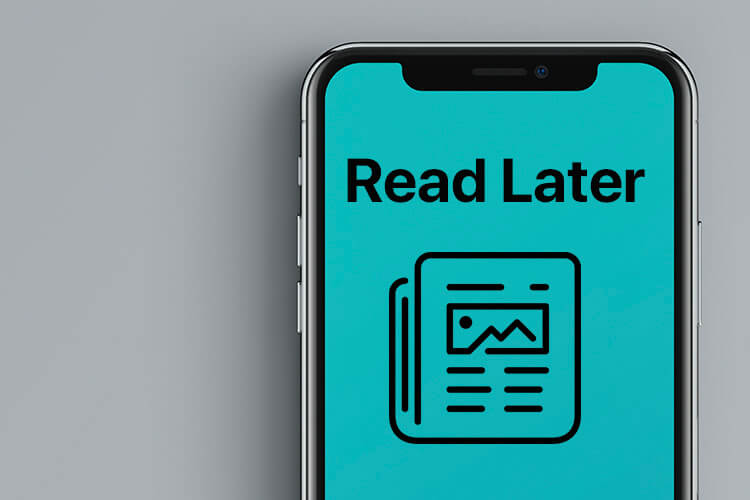Read Later Siri Shortcuts