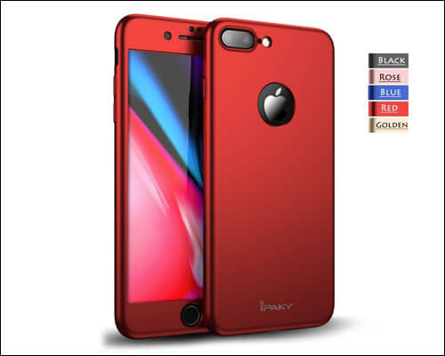 Rebex iPhone 8 Plus Red Case