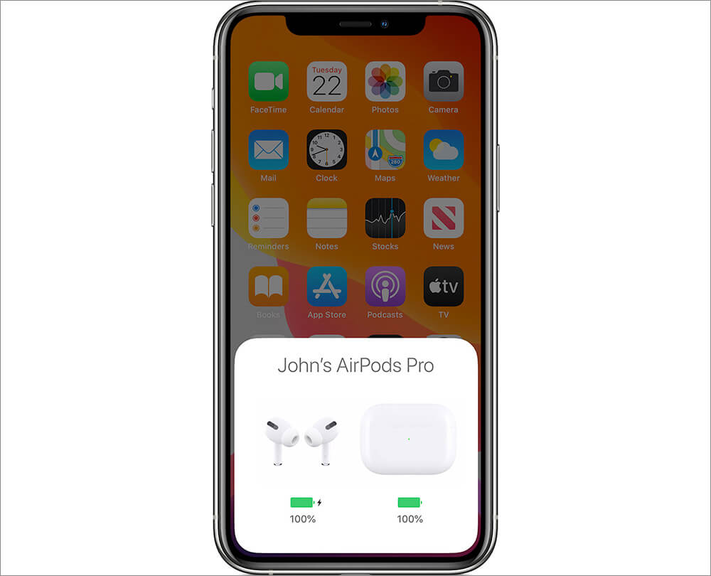 Reconnect your ‌AirPods‌ Pro with iPhone