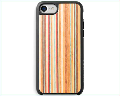 Recover Wooden Case for iPhone 7