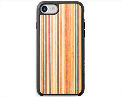 Recover iPhone 8 Wooden Case