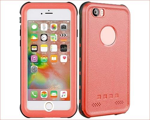 Red Pepper iPhone 6 Waterproof Case