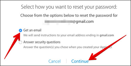 Regain Access of Apple ID