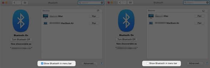 Remove Stock Menu Bar Icons on Mac OS X