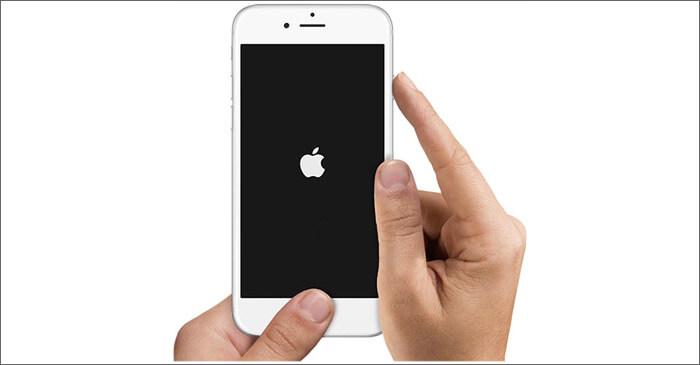 Restart iPhone 6 6 Plus