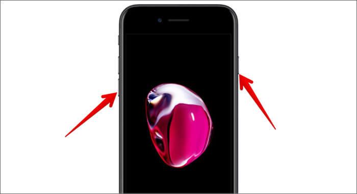 Restart iPhone 7 7 Plus