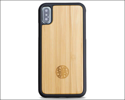 Reveal iPhone Xs Wooden Case
