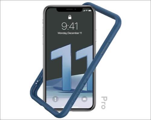 RhinoShield Slim Bumper Case for iPhone 11 Pro