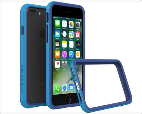 RhinoShield iPhone 8 Plus Bumper Case