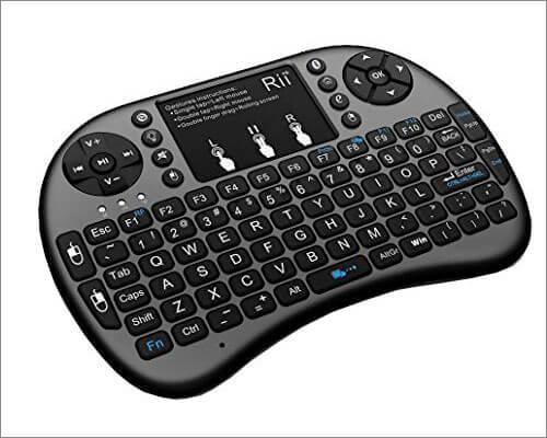 Rii Apple TV Bluetooth Keyboard