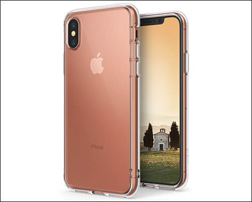 Ringke Fusion iPhone X Bumper Case