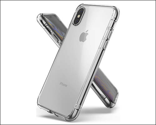 Ringke Transparent Bumper Case for iPhone Xs Max