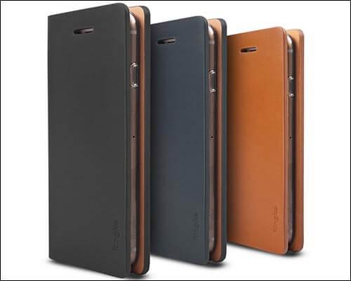 Ringke iPhone 8 Leather Case