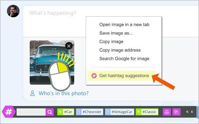 Ritetag Google Chrome extension