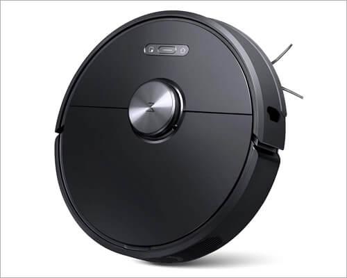 Roborock S6 Robot Vacuum Cleaner with Alexa Voice Control