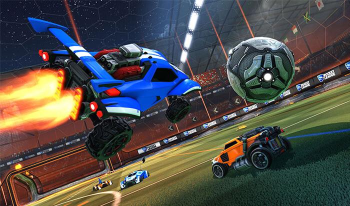 Rocket League Online Game for Mac