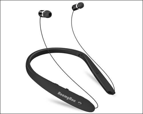 RommyRoc Siri Enabled Bluetooth Headphones