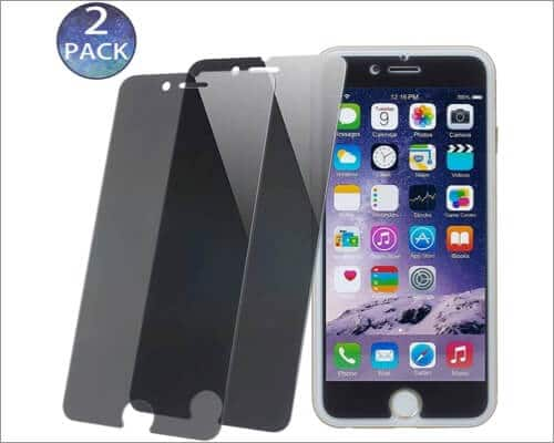 RoosterCo iPhone SE 2020 Anti-Spy Privacy Screen Protector