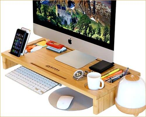 Royal Craft Wood iMac Pro Stand