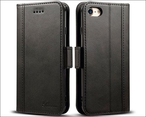 Rssviss iPhone 7 Wallet Case