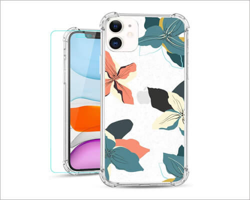 Ruky iPhone 11 Case for Women