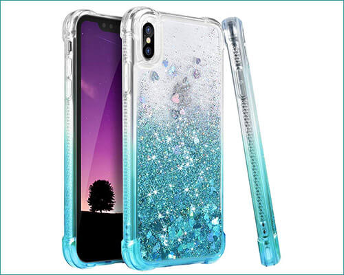 Ruky iPhone XS Max Case for Female
